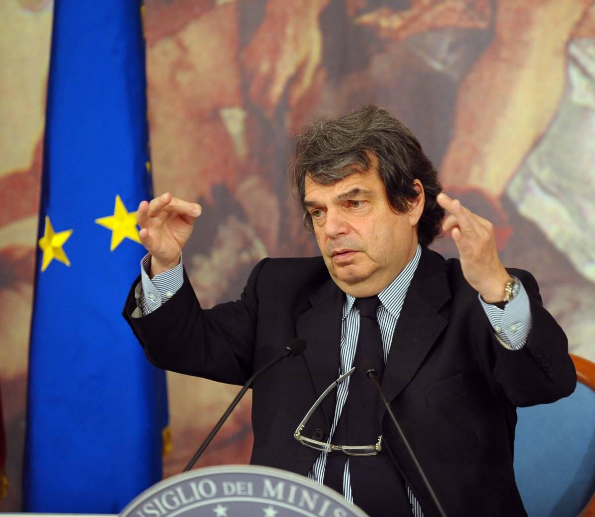 """Brunetta: """"Il golpe?  Progettato da sinistra  e dall'Italia peggiore"""""""