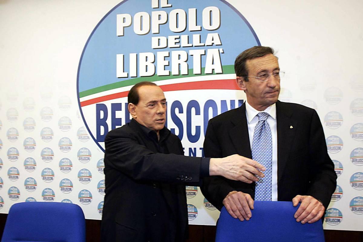 Berlusconi-Fini, oggi vertice che ridisegna il Pdl