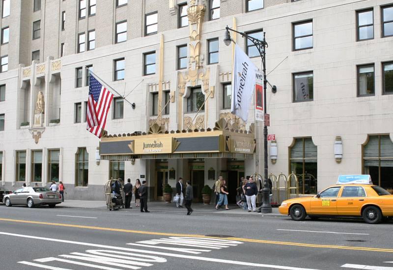 New York, miliardaria uccisa in hotel