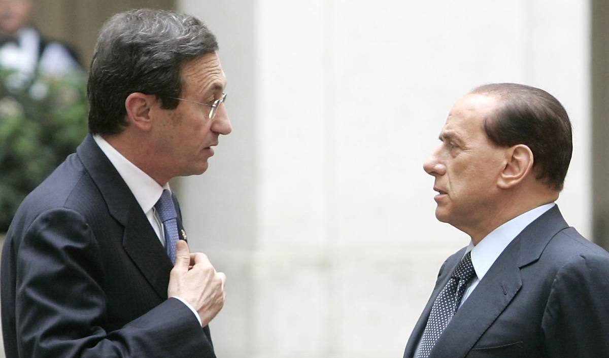 Pdl, Berlusconi-Fini: faccia a faccia di due ore