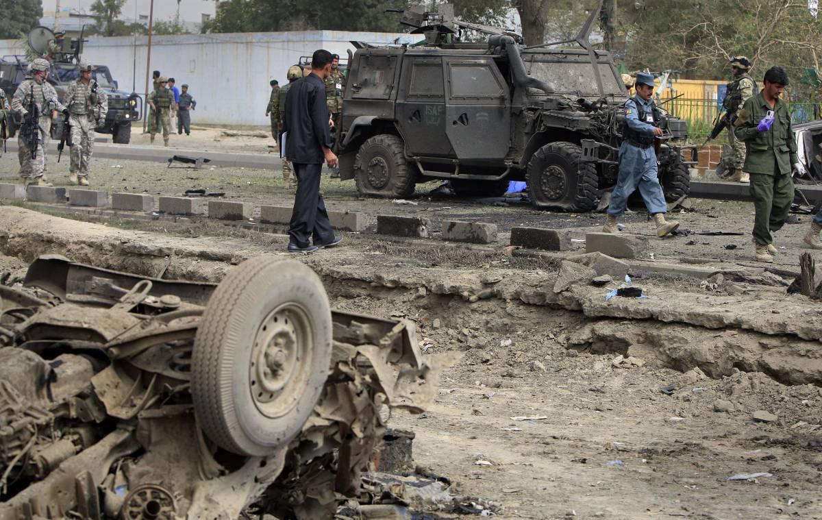Attentato di Kabul, la procura militare indaga sulle misure di sicurezza