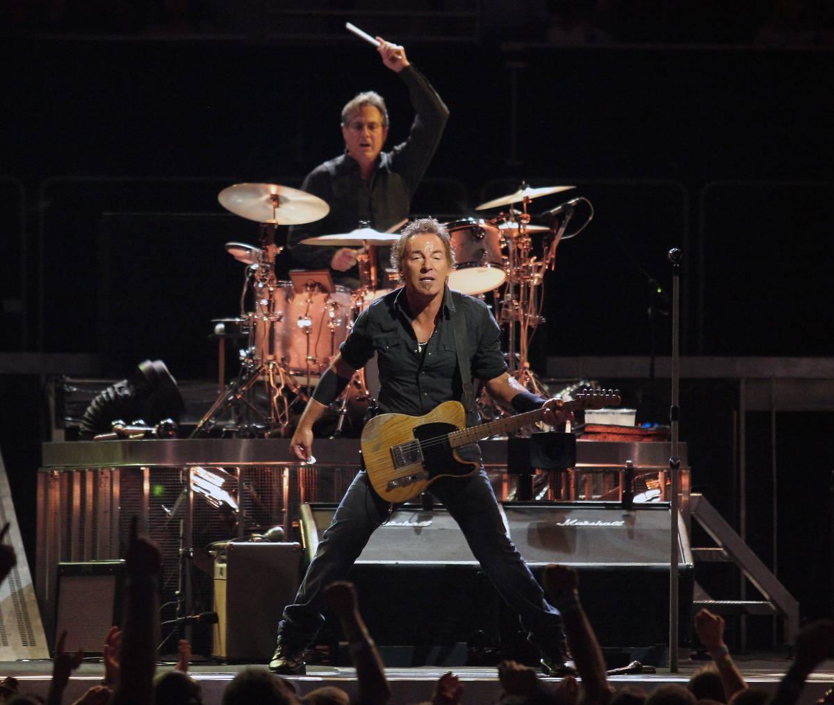 Bruce Springsteen compie 60 anni da Boss