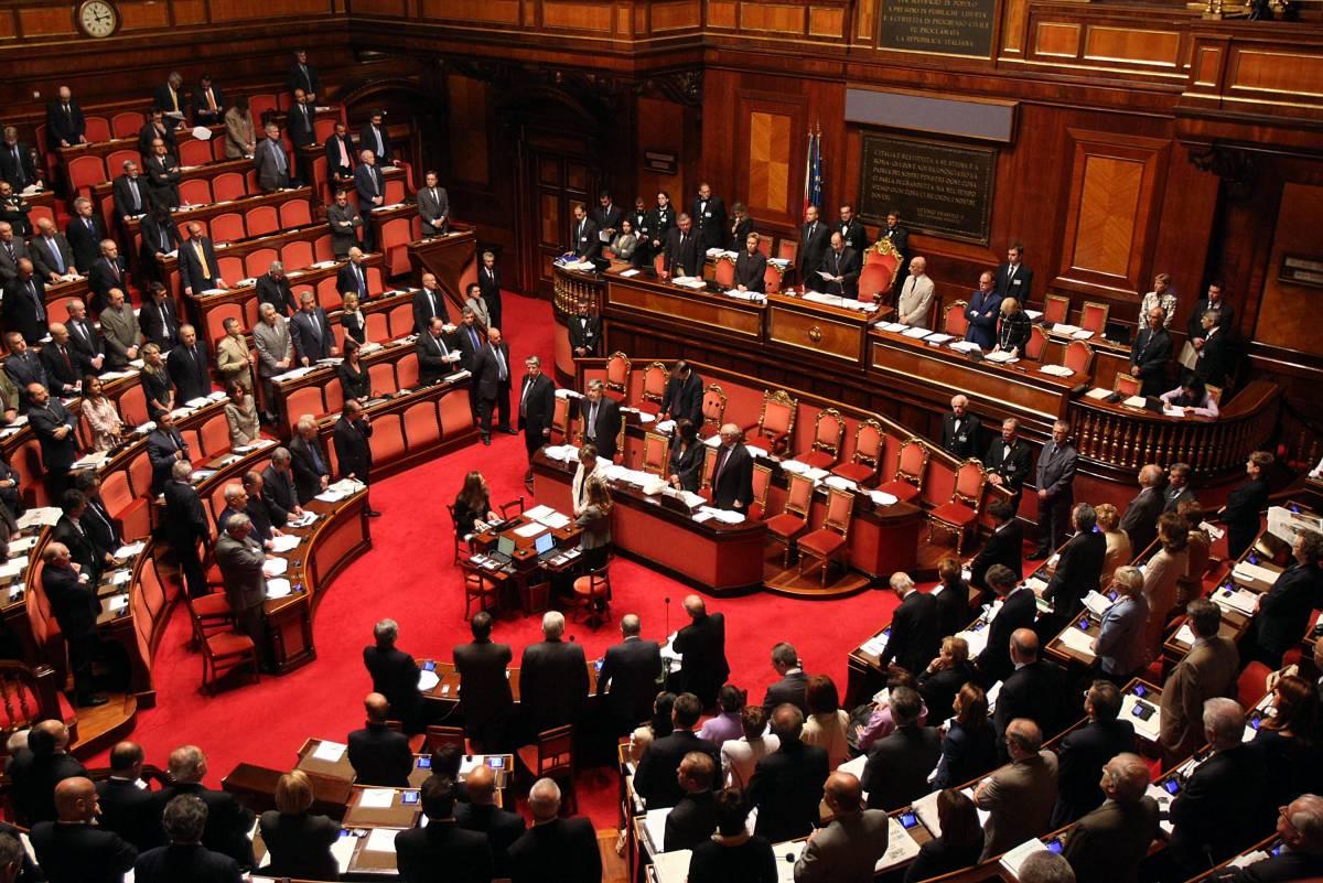 """Scudo fiscale, sì del Senato. Il Colle: """"Valuterò""""  Anm: no amnistie. Alfano: parlamento sovrano"""
