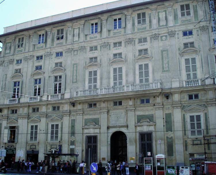 L'Università cerca sponsor per Palazzo Belimbau