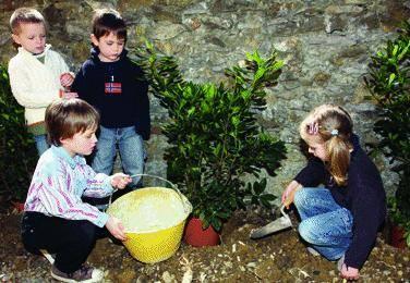 Quelle fattorie dove i bambini scoprono la natura