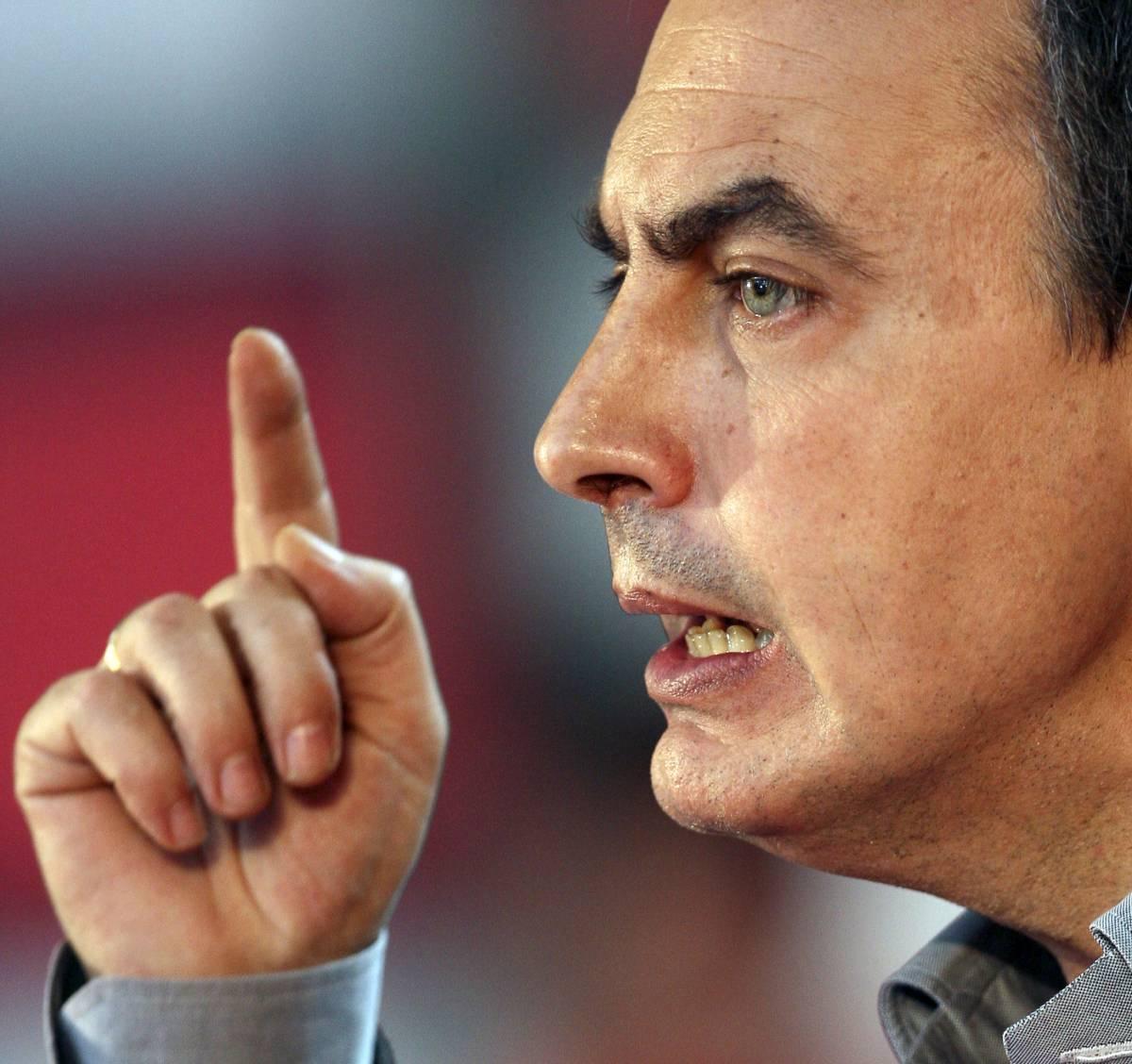 Zapatero ricattato dagli amici di Repubblica