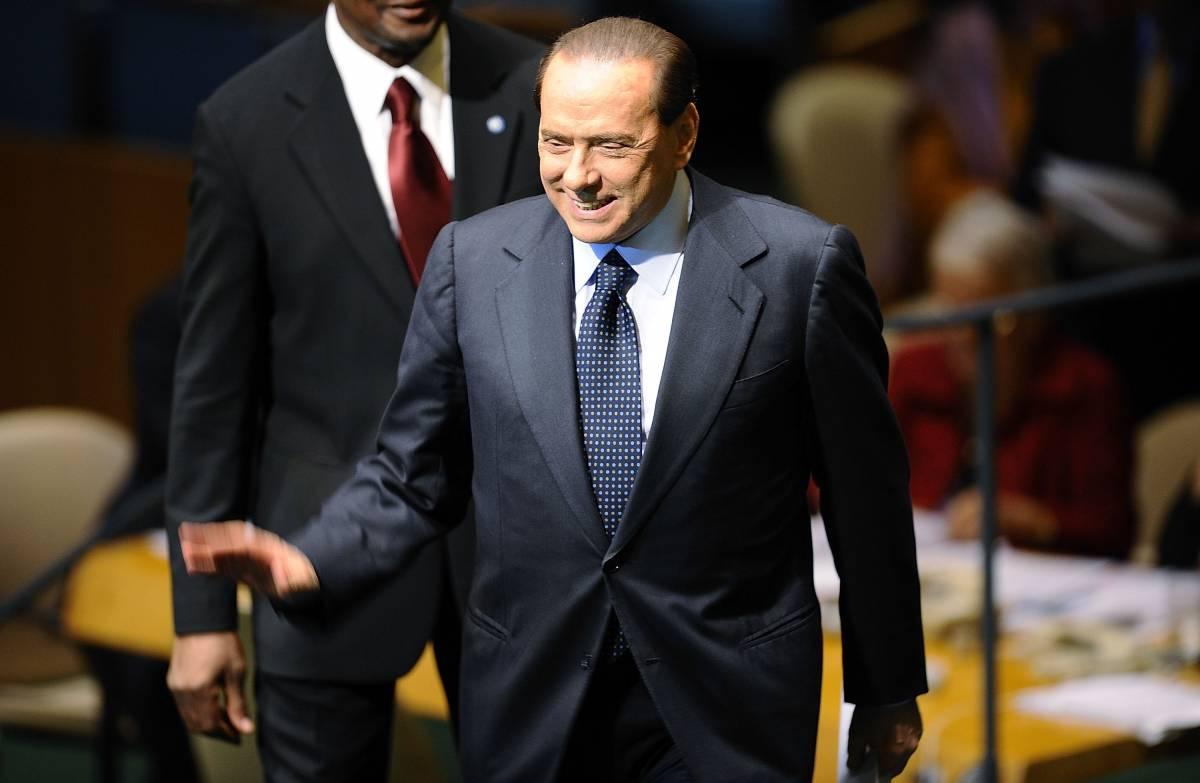 """Berlusconi: """"No al protezionismo, supereremo la crisi"""""""