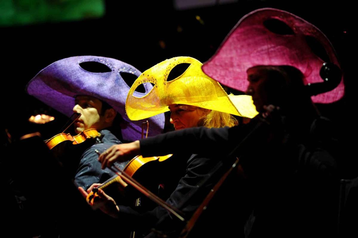"""Il """"Flauto magico"""" diventa etnico  Ed è festa per chi ama la musica"""