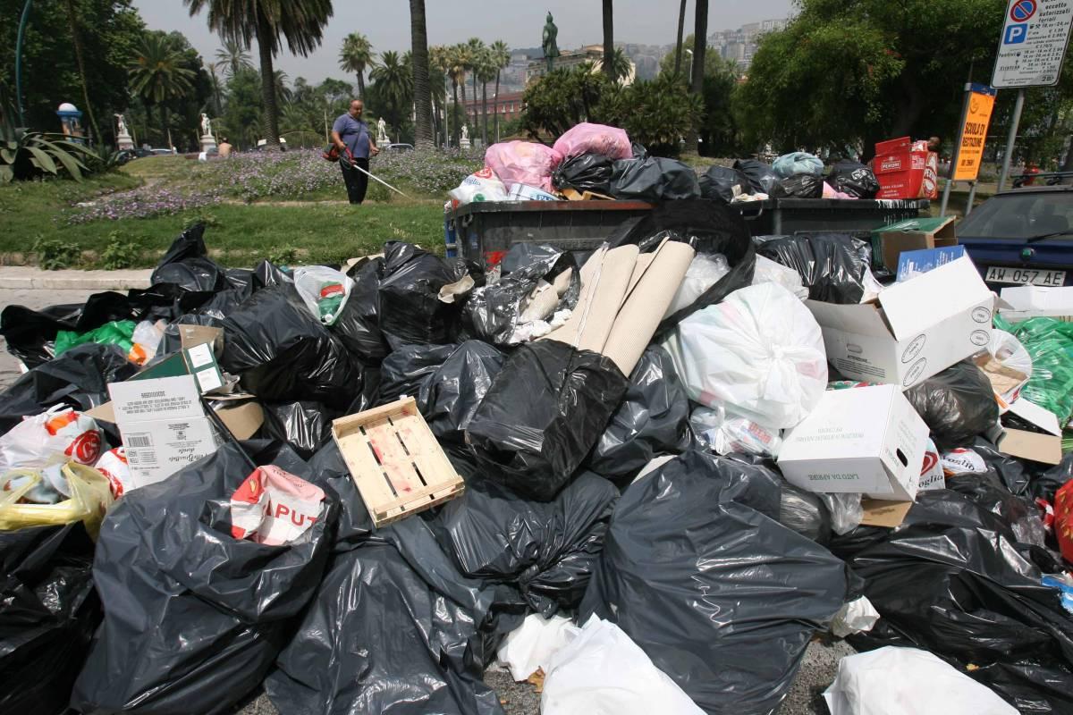 Caos rifiuti, Torino rischia di finire come Napoli