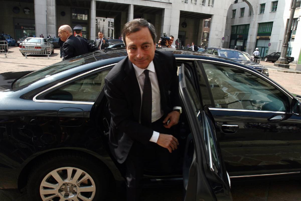 Bce, Draghi  per il dopo Trichet
