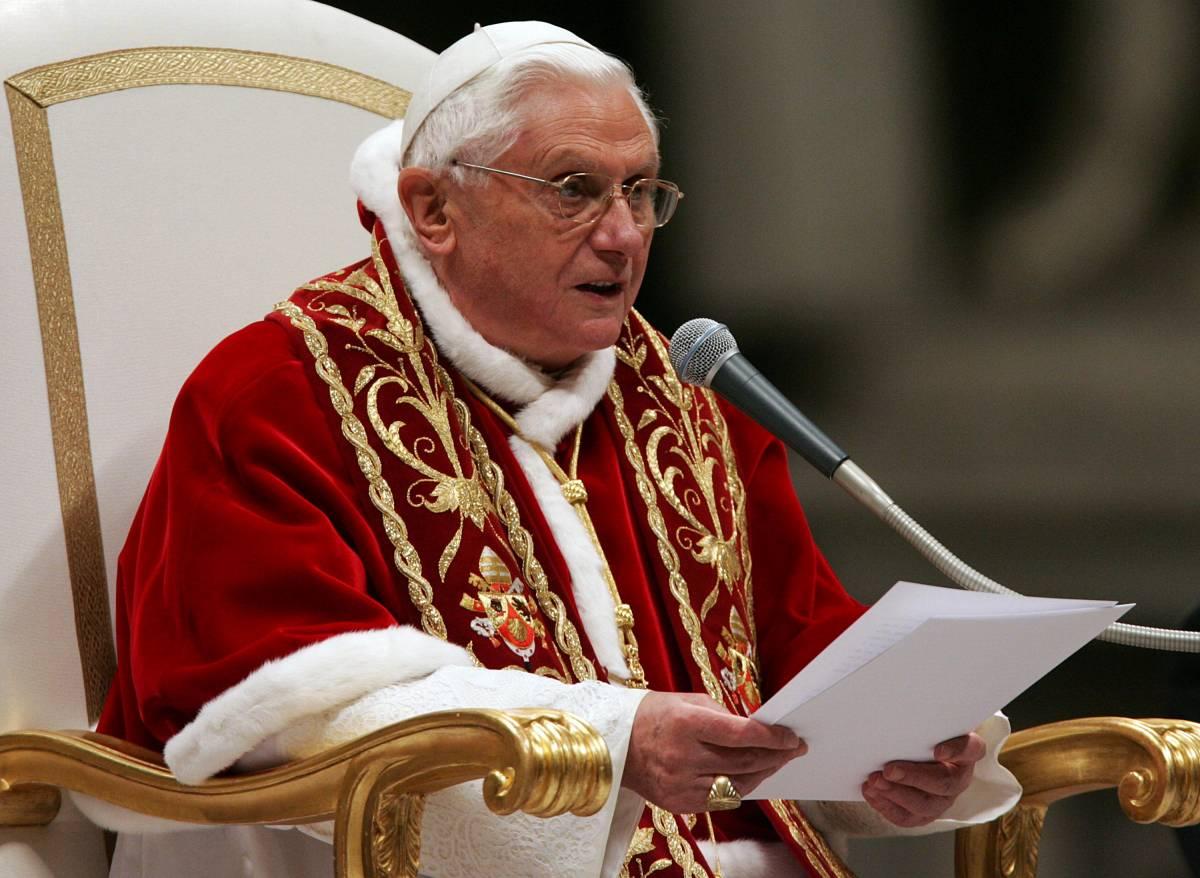 """Il Papa: """"Divorzio e convivenza rovinano i figli"""""""
