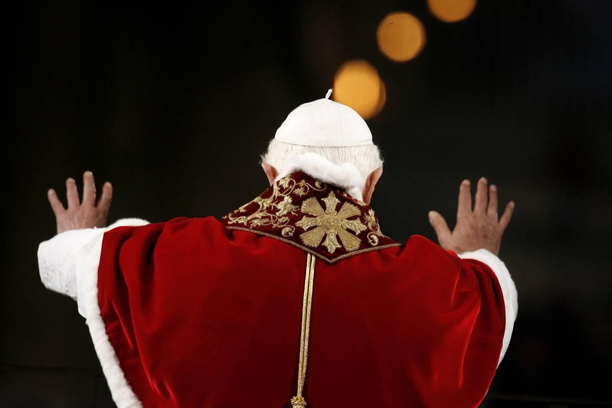 """Il Papa: """"Senza verità si distrugge la libertà"""""""