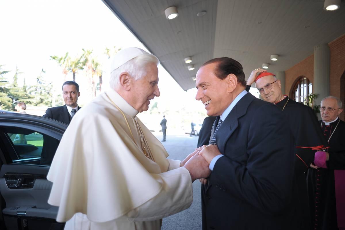 Il Papa al premier: presidente, che gioia vederla