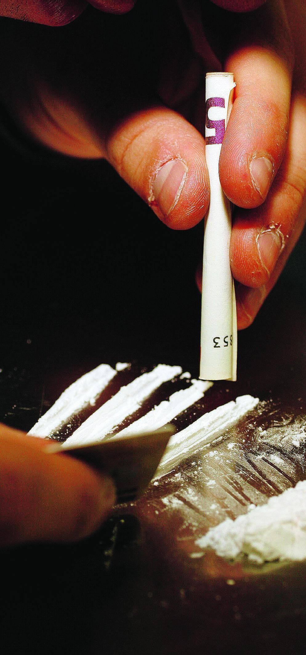 Allarme cocaina: la Lombardia si copre di polvere bianca