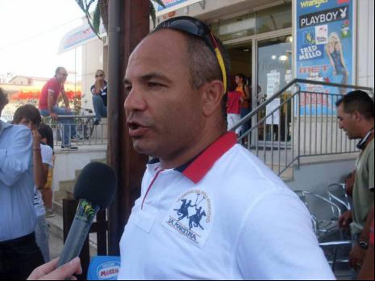 Agrigento, Akragas calcio dedica vittoria al boss
