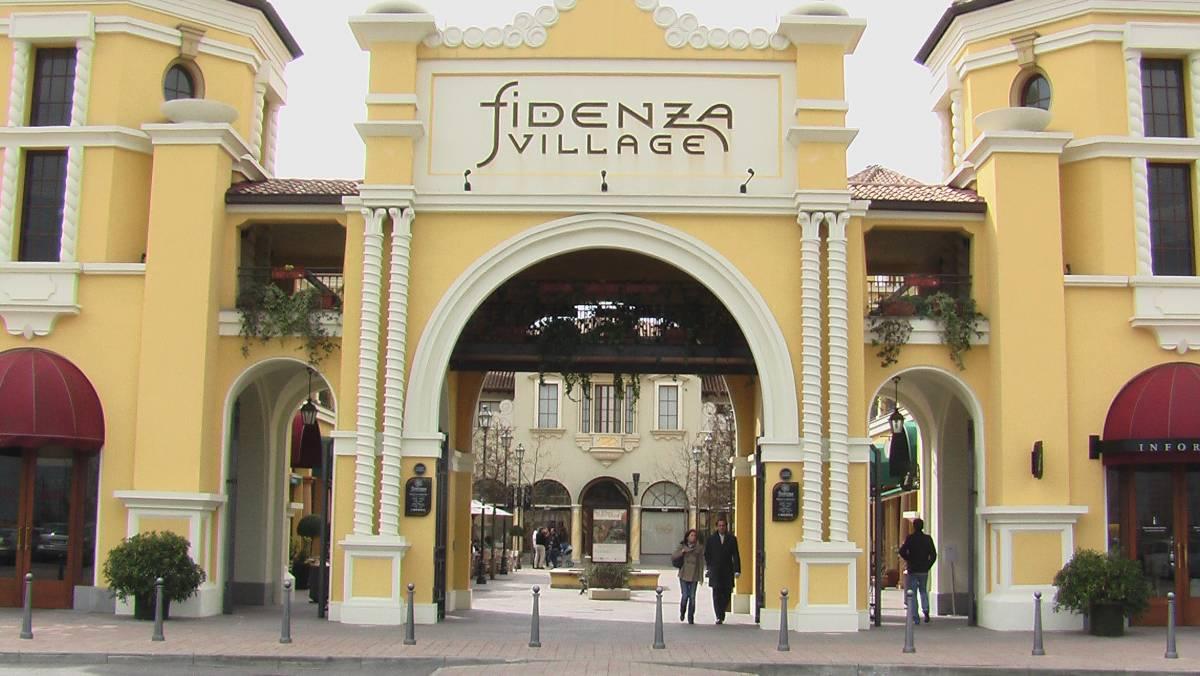 Fidenza Village, l'outlet   che incanta anche i cinesi