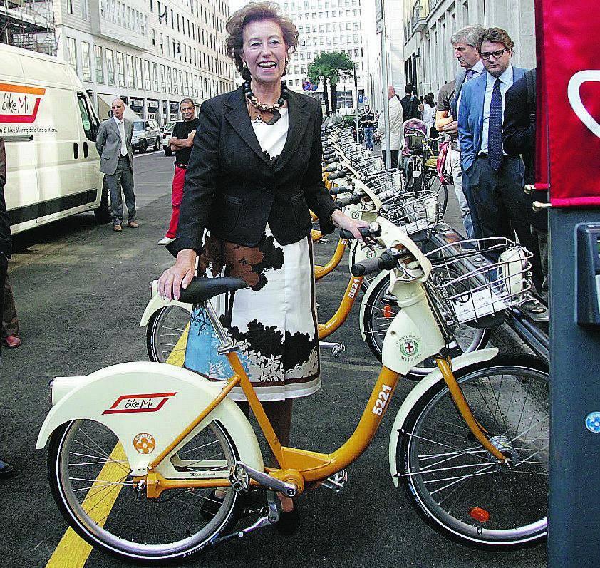 Bici a noleggio, saranno 5mila entro il 2010