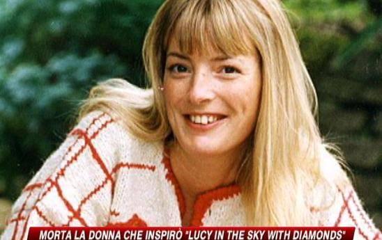 Londra, è morta a 46 anni Lucy  la bambina che ispirò i Beatles