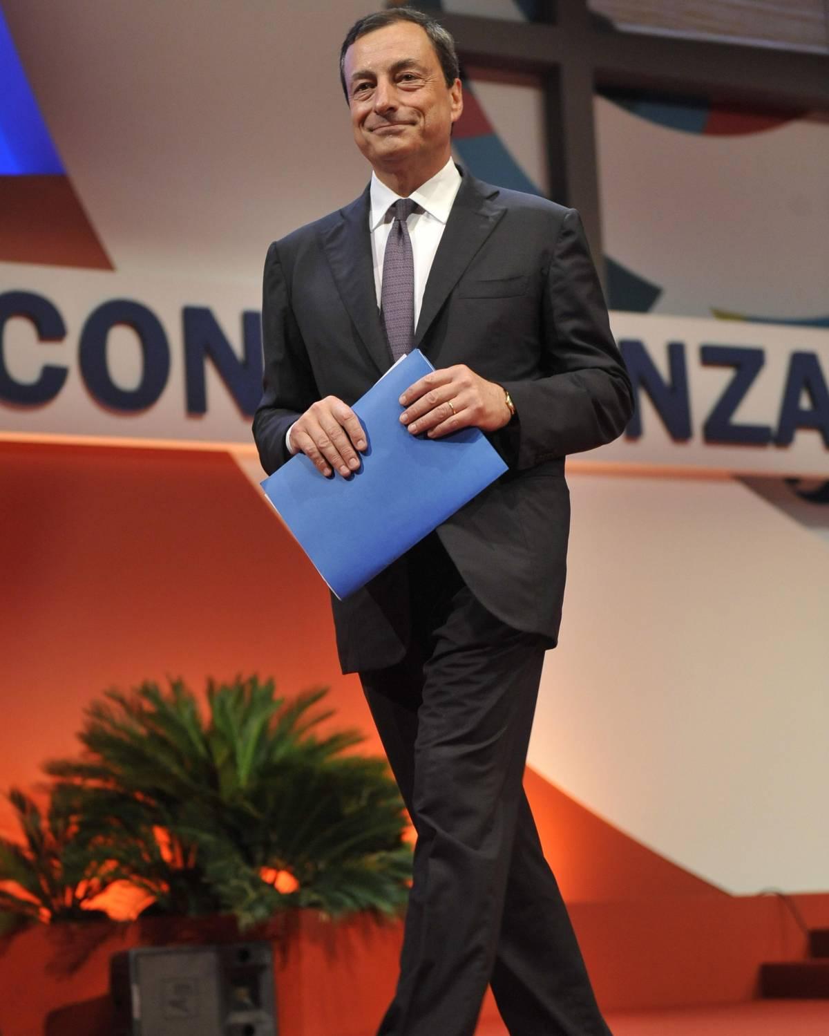 Frattini: «Draghi alla Bce sarebbe un onore» Corsa a due con Weber