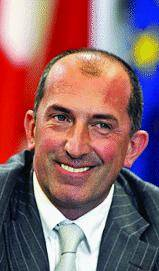 Merlo, stop a Garrone: «Lo stadio in porto? Una battuta»