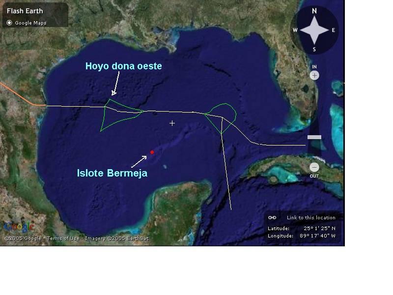"""L'isola """"invisibile"""" che rischia di far litigare Usa e Messico"""