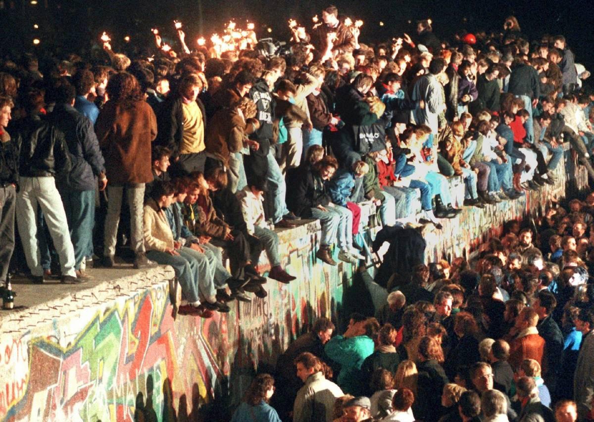 Il mistero del Muro di Berlino  dopo venti anni dalla caduta