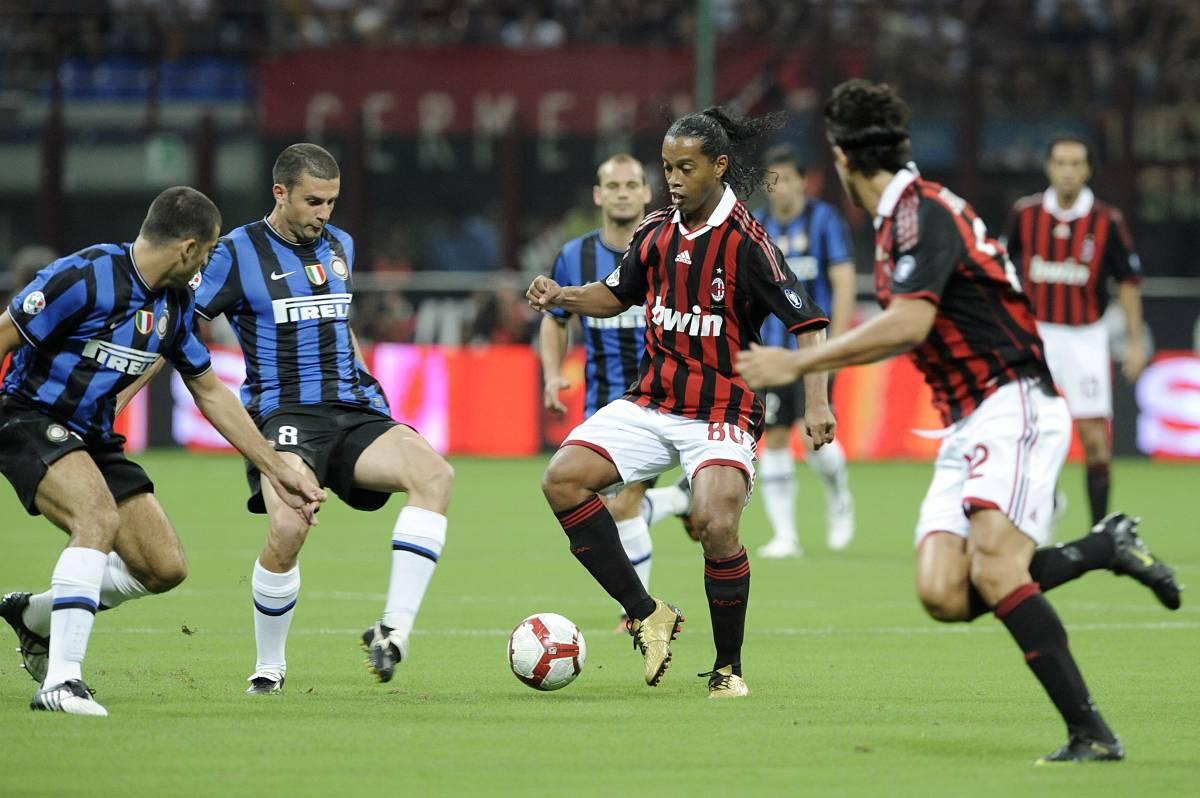 Attesa per Inter-Milan  La supersfida al vertice