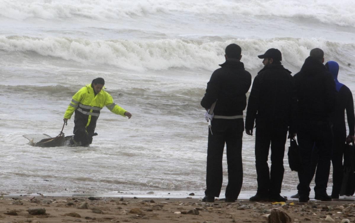 """Libano, cade 737 di Ethiopian airlines  """"A bordo 91 persone, nessuno salvo"""""""