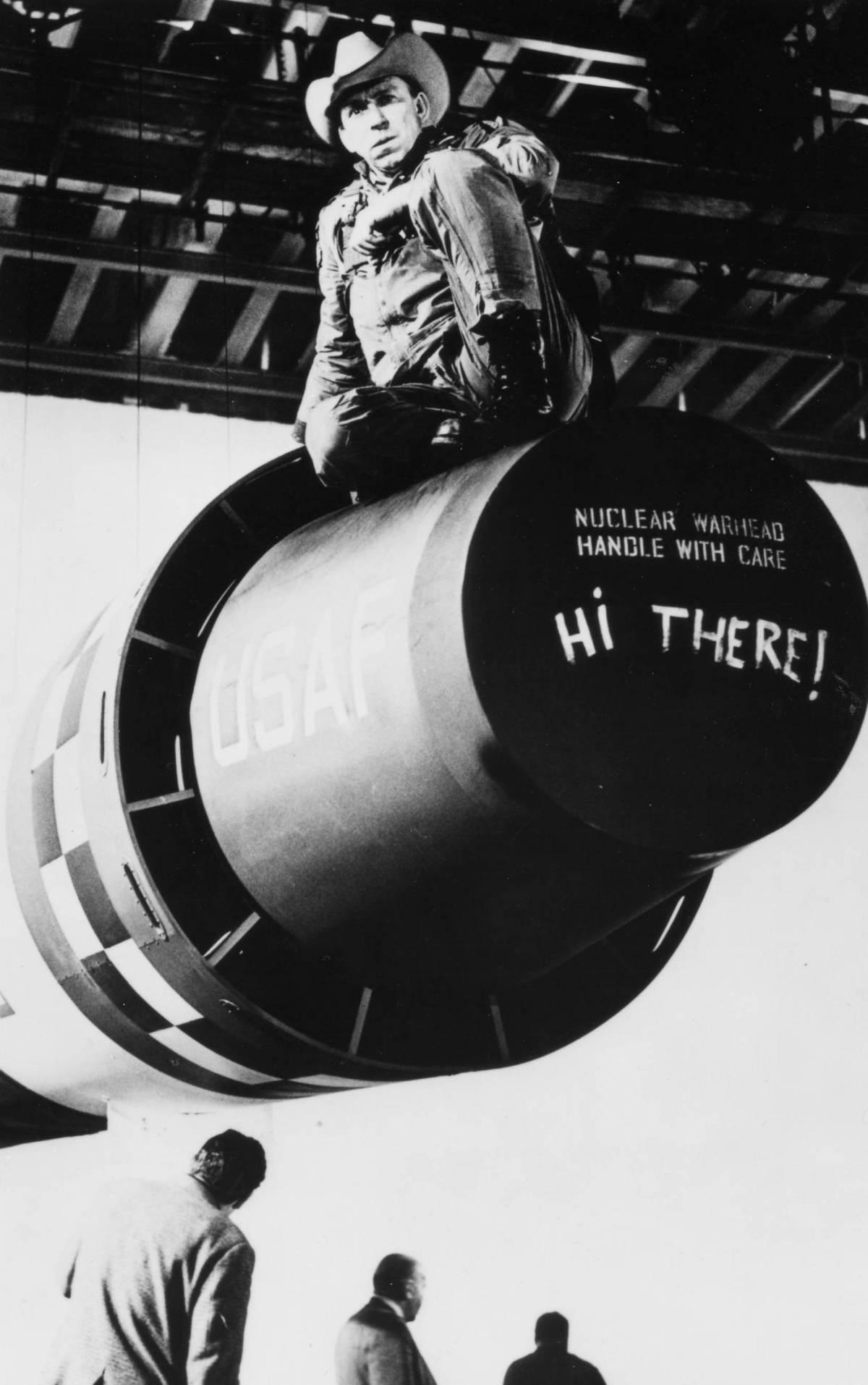 Il vero Stranamore che si fece bombarolo per salvare il mondo