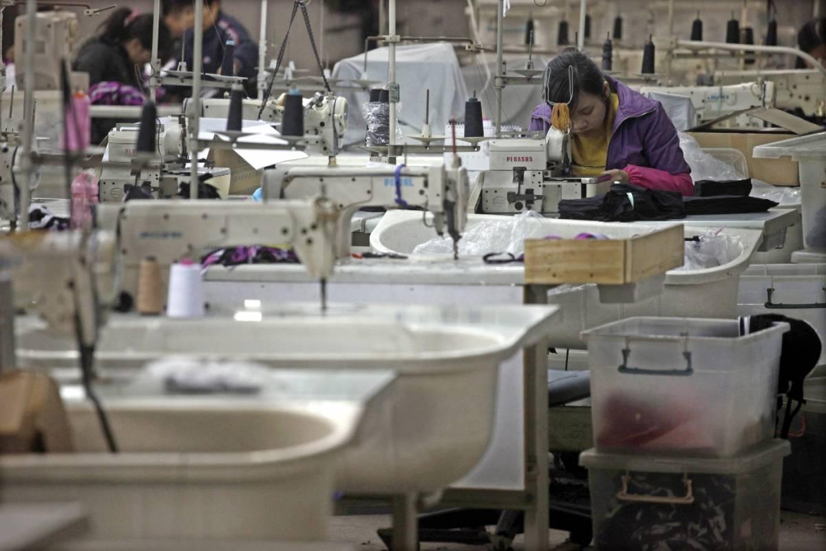 Industria torna a crescere  Il fatturato sale del 2,7%  Non decollano gli ordini