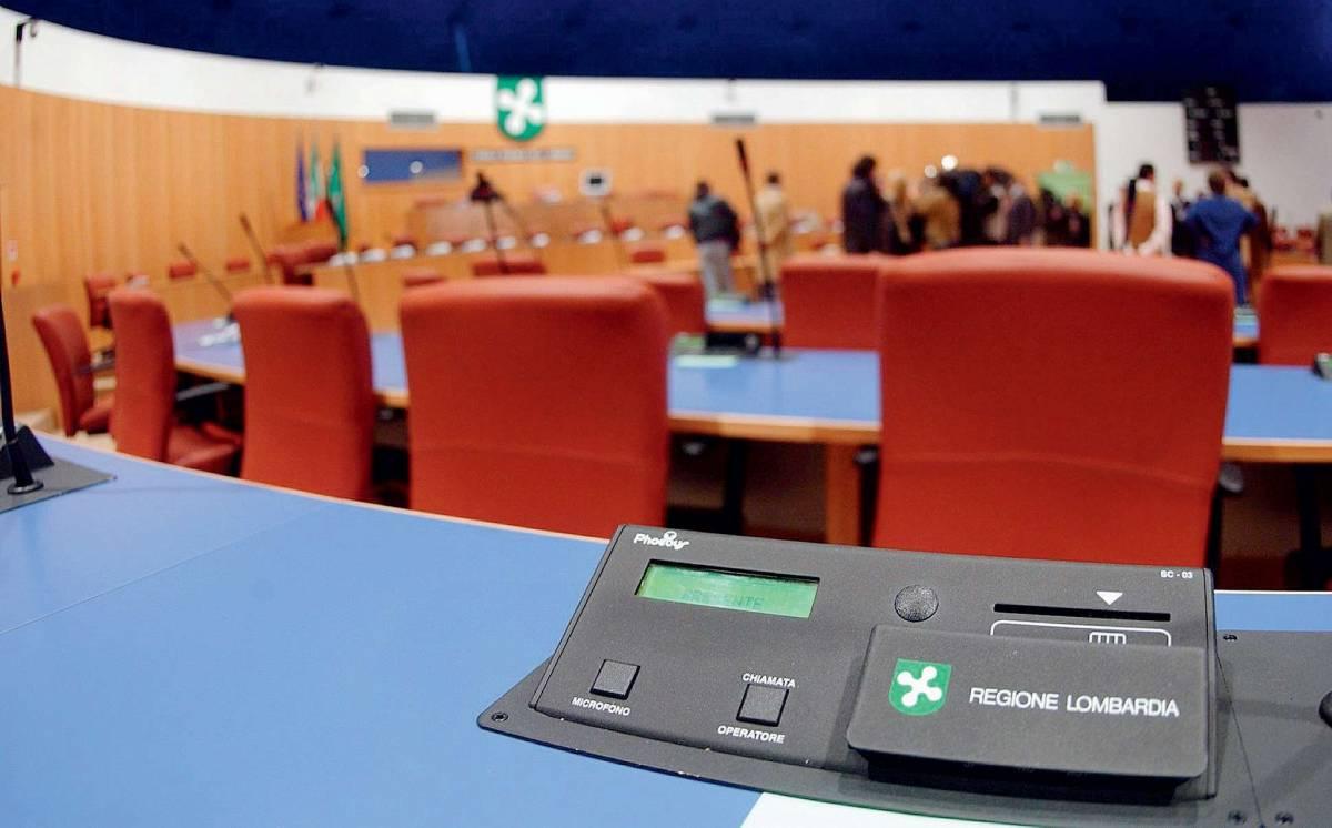 Consiglio Regionale  contro ritardatari:  tagli allo stipendio