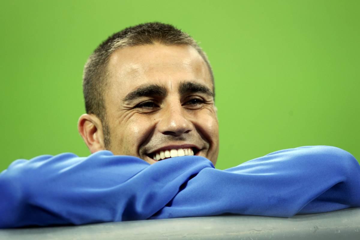 Veleni azzurri, Cannavaro contro tutti