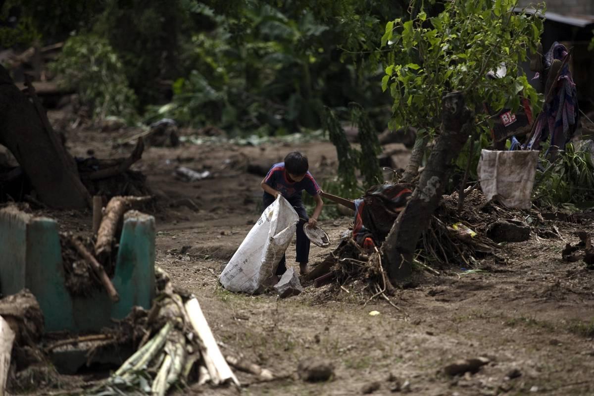 Centro America, uragano:  ora il bilancio si aggrava  sono almeno 150 i morti