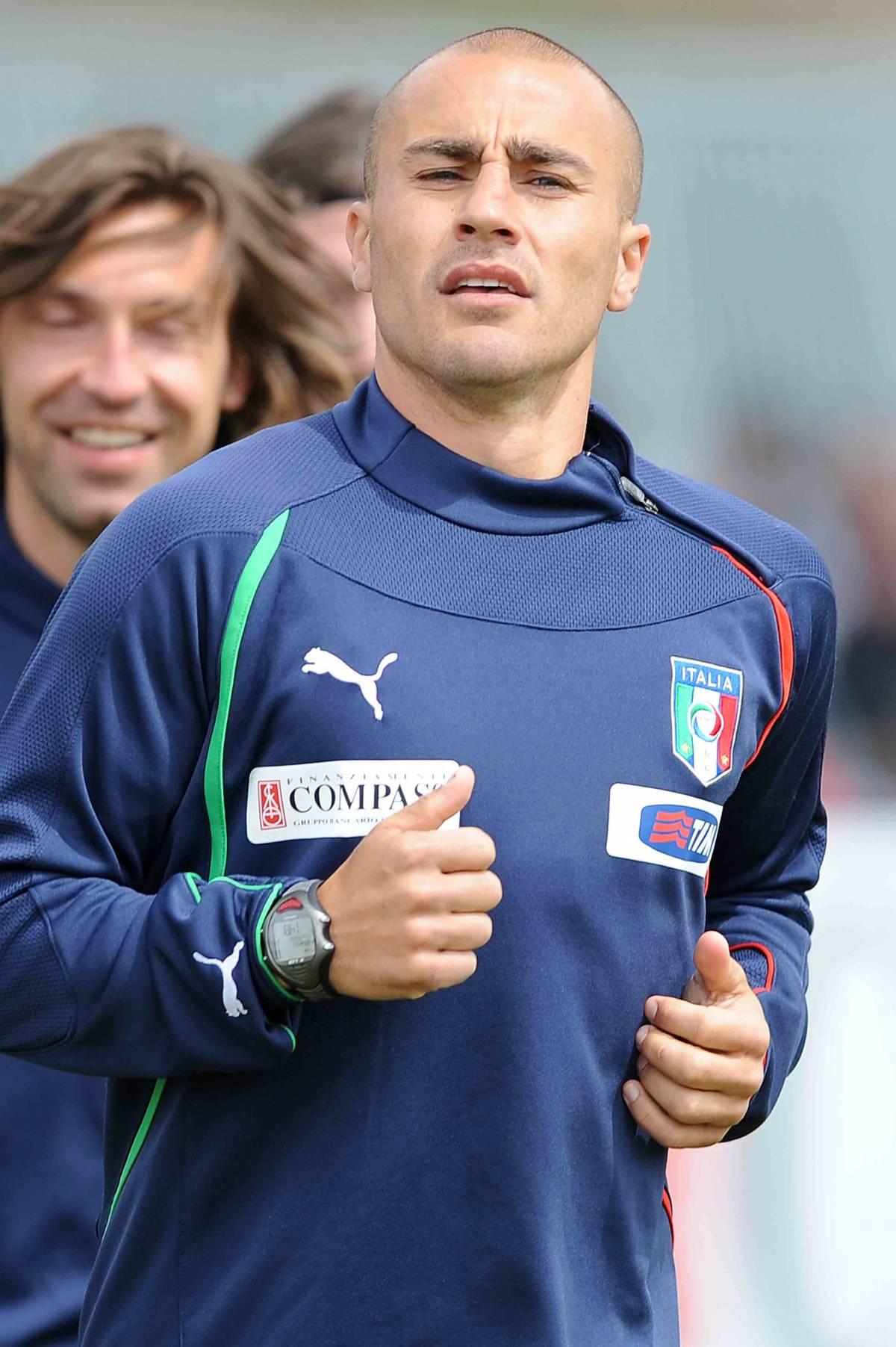 Cannavaro ha firmato: giocherà a Dubai