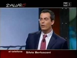 """Garimberti a Floris: """"Impeccabile conduzione"""" E Grillo: """"Prossima volta attacchi lui il telefono"""""""
