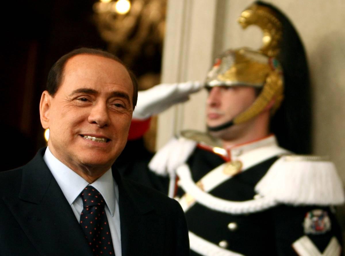 """Berlusconi: """"Manovra giusta in tempi giusti"""""""