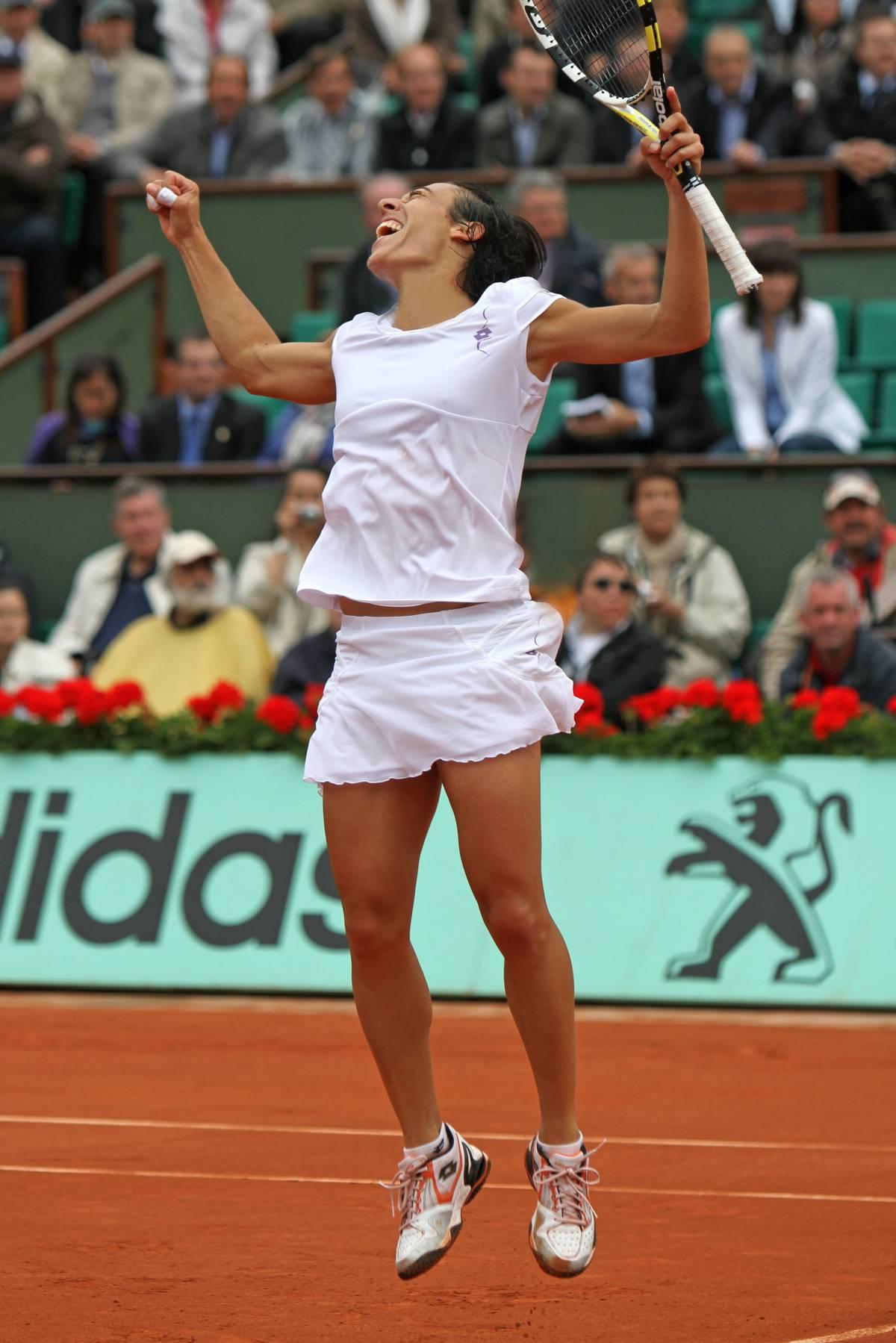 Schiavone entra nella storia:  va in finale al Roland Garros