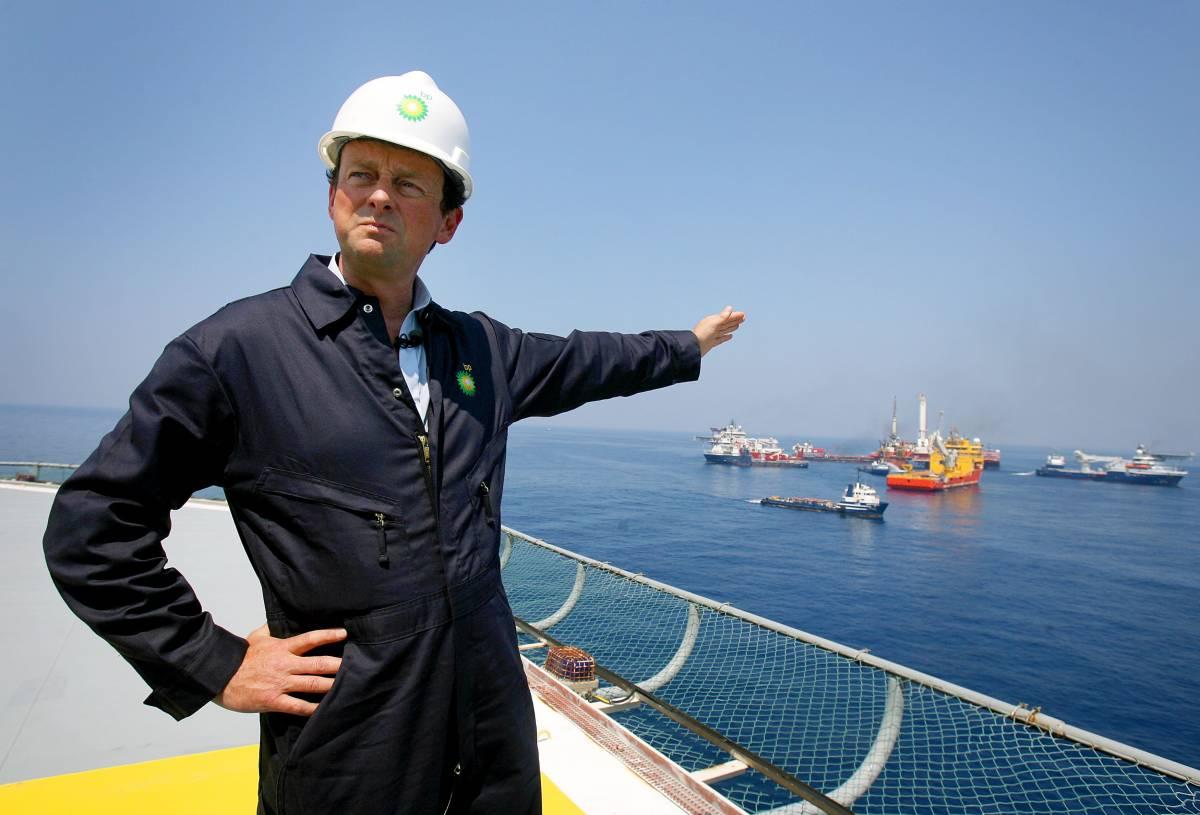 """Golfo del Messico, Bp:  """"Dimezzata marea nera  puliremo tutta la zona"""""""