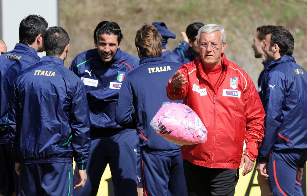 """Calderoli e i tagli alla Nazionale  Abete: """"Sono soldi della Fifa"""""""