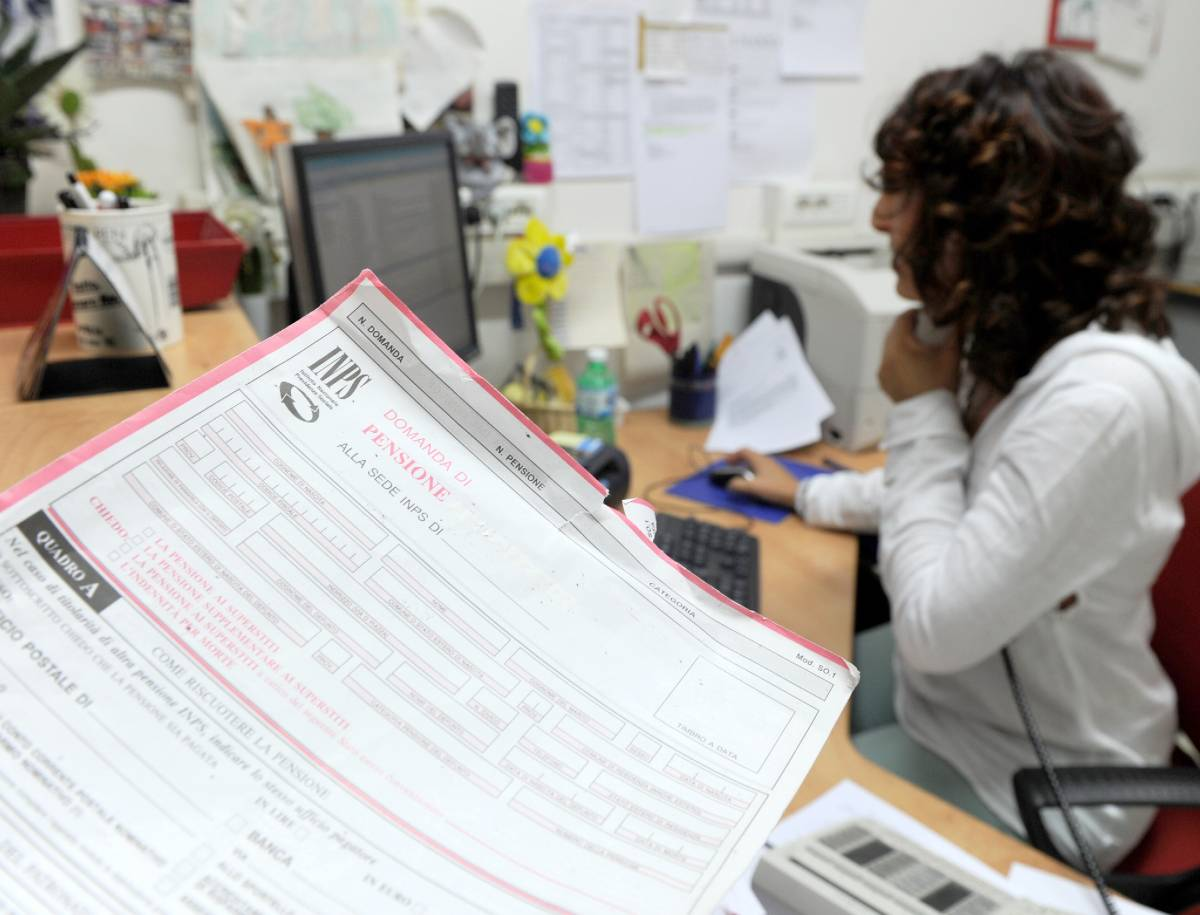 Donne in pensione a 65 anni, il Pdl:  detrarre 18 mesi per ogni figlio avuto