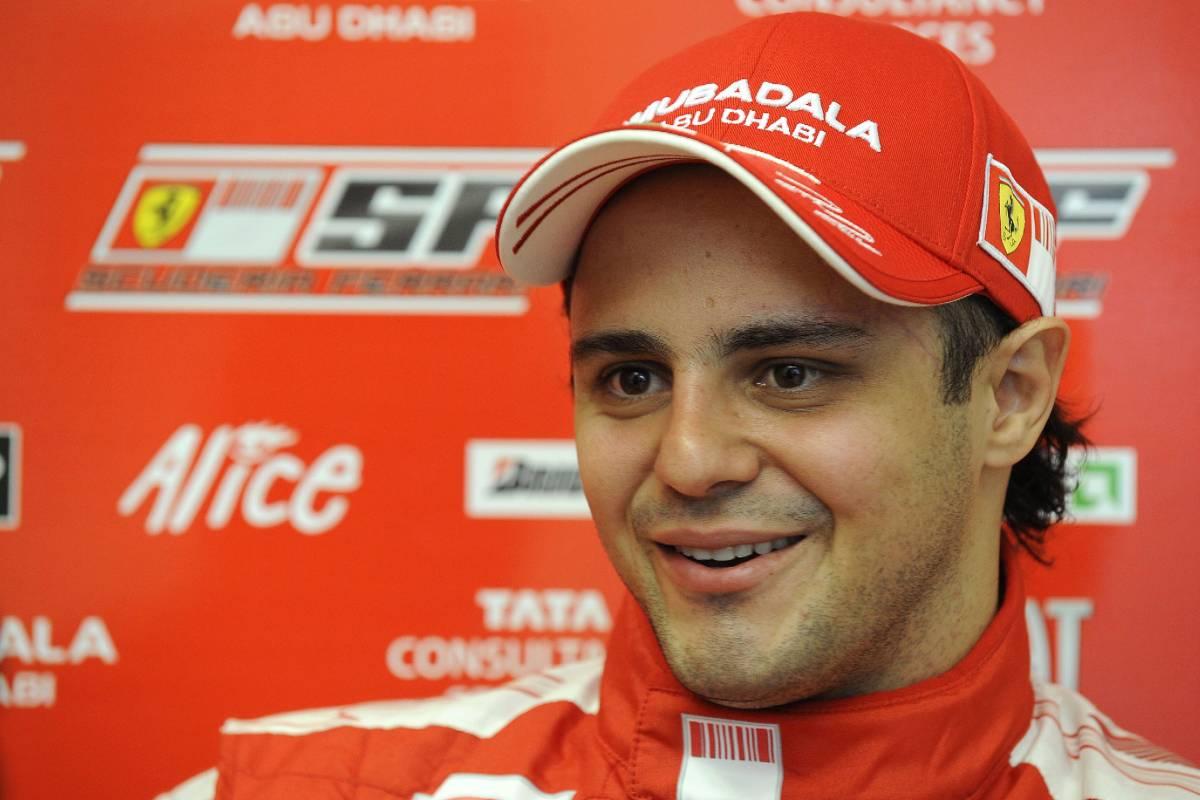 Massa in Ferrari fino al 2012   Domenicali: una coppia unica