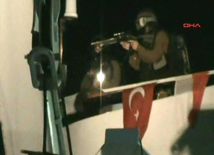 """Gaza, Frattini: """"Pacifisti hanno cercato scontro"""""""