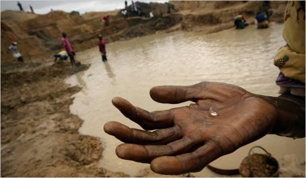 Sudafrica: un lungo cammino tra sangue e diamanti