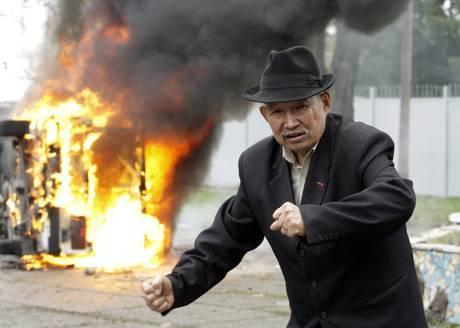 Violenza in Kirghizistan: 41 morti