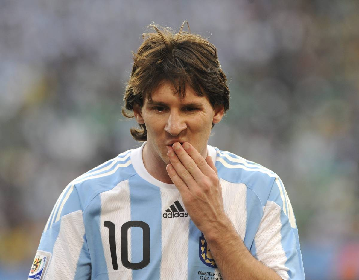 """Messi: """"L'Argentina non sono solo io..."""""""