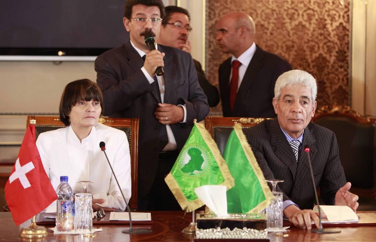 Libia e Svizzera, l'accordo che mette fine alla crisi: Foto illegali, 1,5 milioni di euro al figlio di Gheddafi