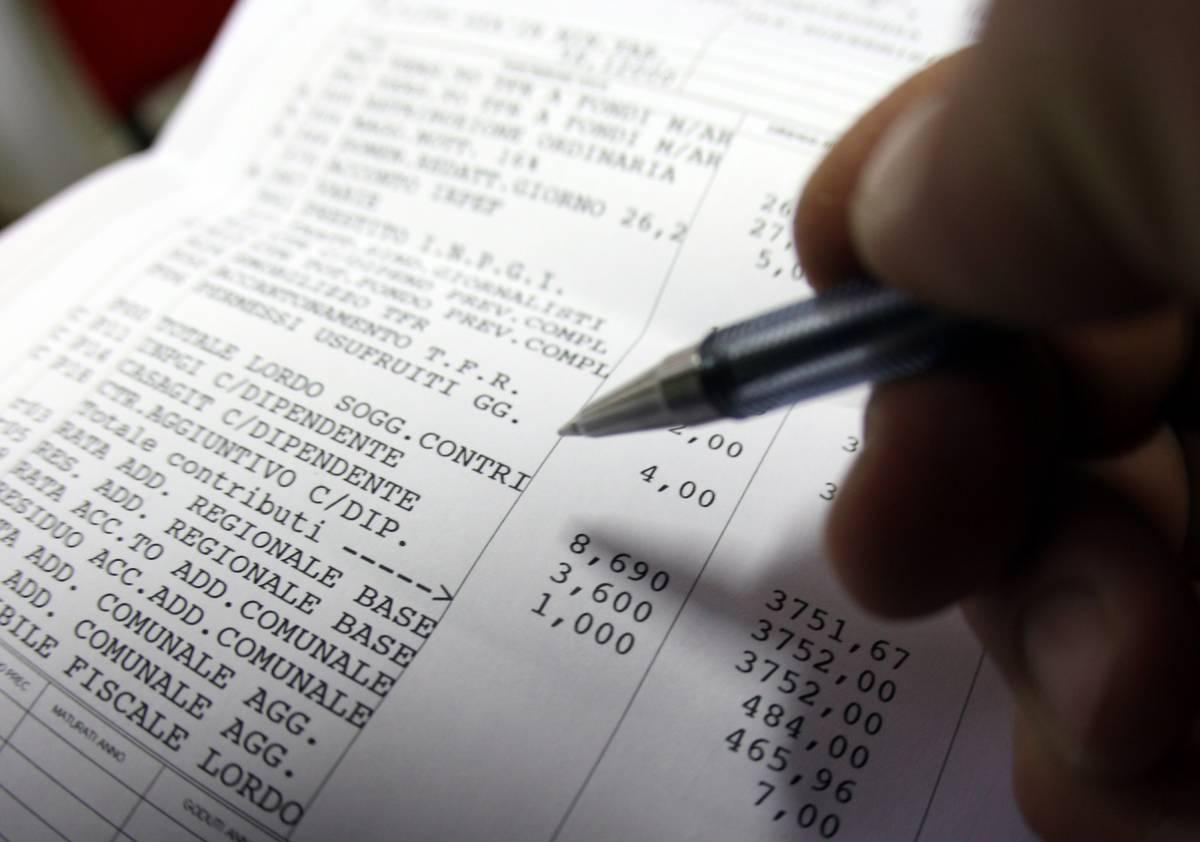 Retribuzioni, Istat: +3,6% nel primo trimestre