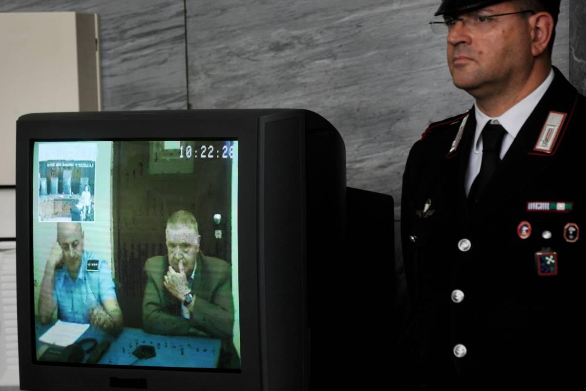 Mafia, Riina a processo a Milano
