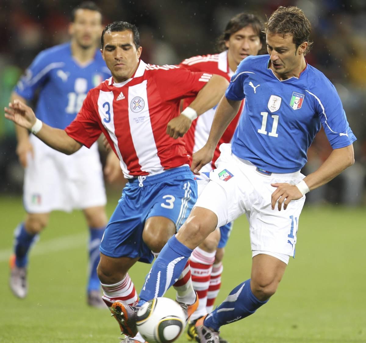 Lippi ha anche il problema dei gol, ma ripropone Gila-Iaquinta