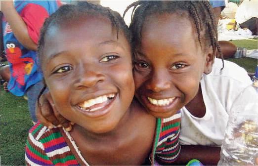 """La verità sugli """"orfani"""" di Haiti?   Se li sono venduti i loro genitori"""